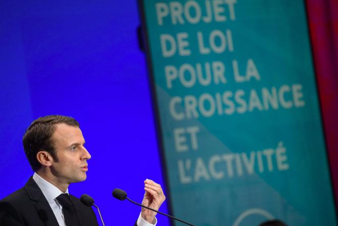 la loi Macron