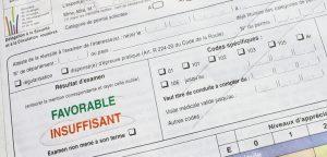 imprim permis deconduire, formulaire, insiffisant