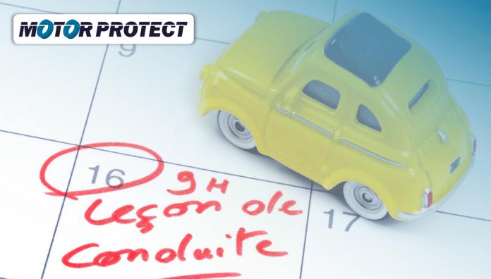 MotorProtect assurance auto-école