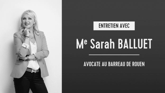 Entretien Avocate Sarah Balluet Ornikar moniteur independant